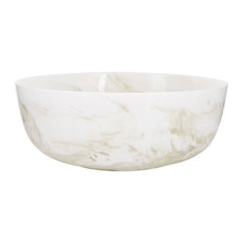 Marble Salad Bowl - Stone