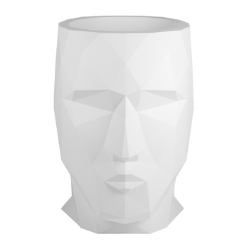 Adan Planter - White