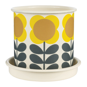Big Spot Flower Plant Pot