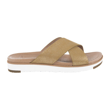 Women's Kari Metallic Sandals - Gold