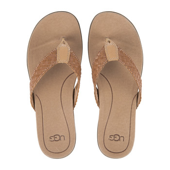 Women's Lorrie Flip Flops - Natural