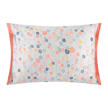 Prunelle Pillowcase - Rose - 50x75cm