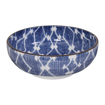Shibori Wide Bowl