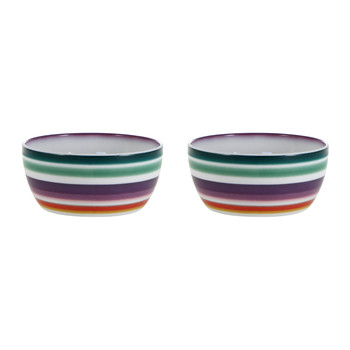 Zig Zag - Bowl - Set of 2