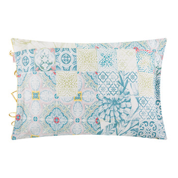 Mixed Up Tiles Pillowcase Pair