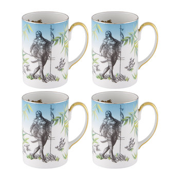 Rêveries Mug - Set of 4