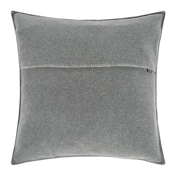 Soft Fleece Cushion - 50x50cm - Medium Grey