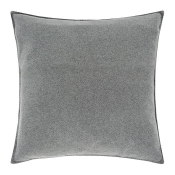 Soft Fleece Pillow - 50x50cm - Medium Gray
