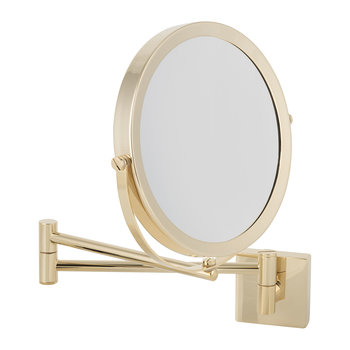 SP 28 Cosmetic Mirror - Gold