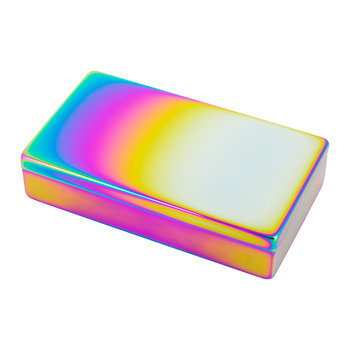 Luxe Box with Compartments - Oil Slick