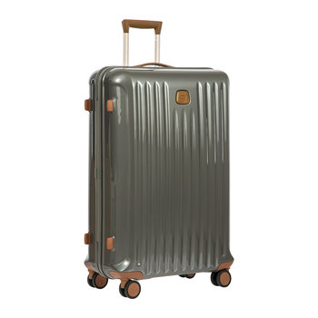 Capri Trolley Suitcase - Grey