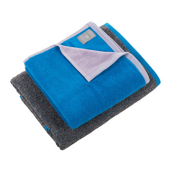 Compose Towel - Sky Blue