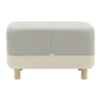 Sumo Pouf - Light Gray