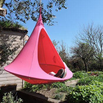 Single Cacoon - Fuchsia