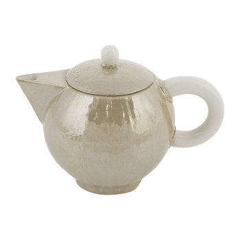 Capri Small Coffee Pot  - Caramel