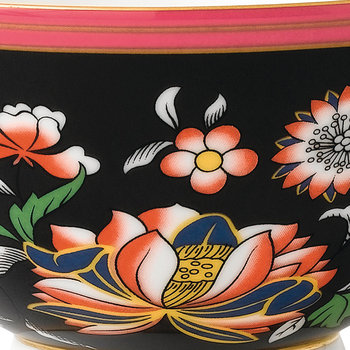Wonderlust Bowl - Oriental Jewel