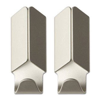 Volet Hook - Set of 2 - Champagne