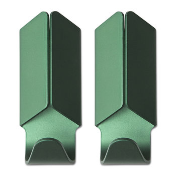 Volet Hook - Set of 2 - Green