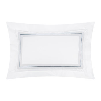 Tratto Embroidery Pillowcase - Set of 2 - 50x75cm