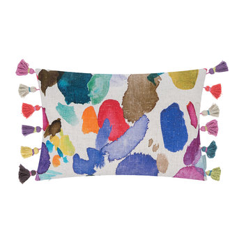 Portree Tassle Cushion