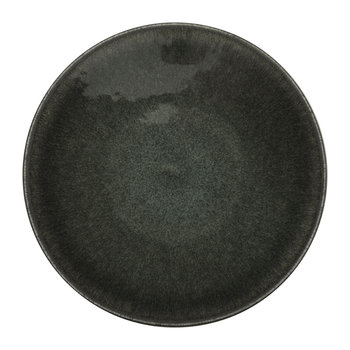 Tourron Dinner Plate - Green Samoa