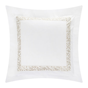 Mosaico 65x65cm Pillowcases - Set of 2 - Gold
