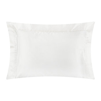 Silk Nervures Pillowcase - 50x75cm - White