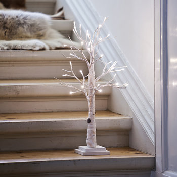 Freja Decorative Birch Tree