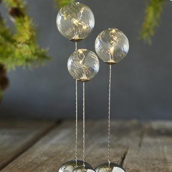 Wave Sphere Light Trio