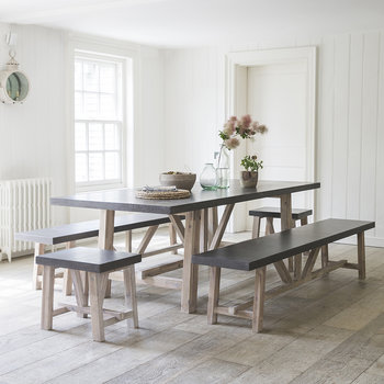 Chilson Table, Bench & Stool Set