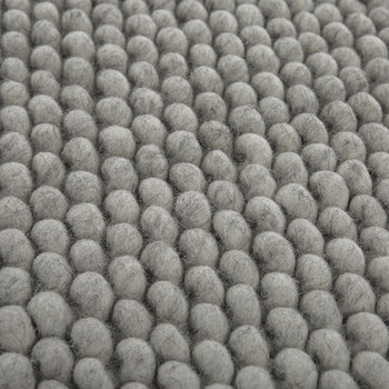 Peas Rug - Medium Grey