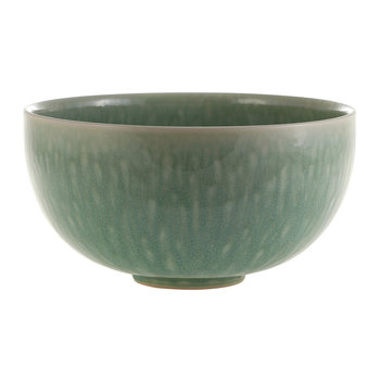 Tourron Serving Bowl - Jade