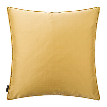Pure Silk Cushion - 45x45cm - Gold