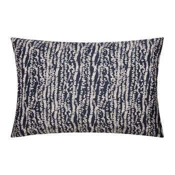 Indigo Patchwork Pillowcase