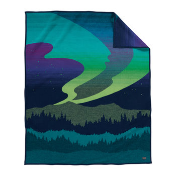 Blanket Robe - Northern Lights
