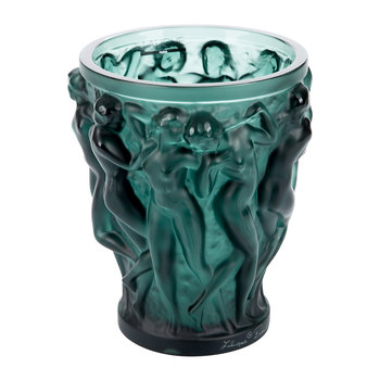 Bacchantes Vase - Deep Green - Small