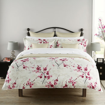 Osaka Duvet Set - Cherry