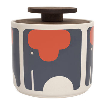 Storage Jar - 1L - Elephant