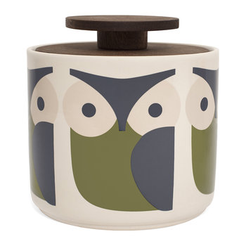 Storage Jar - 1L - Owl