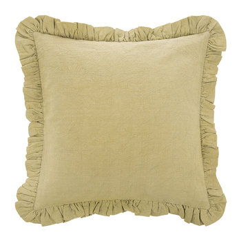 Ochoco Linen Cushion - 50x50cm - Natural