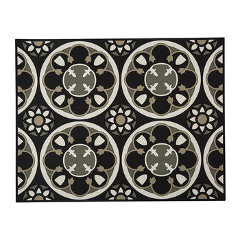 Set of 2 Rectangular Placemats - Sejjadeh Rosace