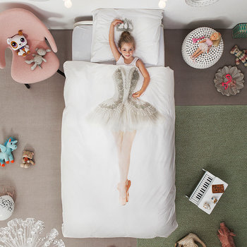 Ballerina Duvet Set - Twin