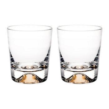Olympos Old Fashion Glass - Set of 2