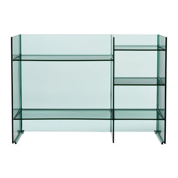 Sound-Rack Shelf - Aquamarine Green