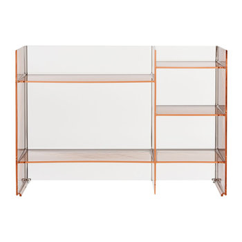 Sound-Rack Shelf - Nude Pink
