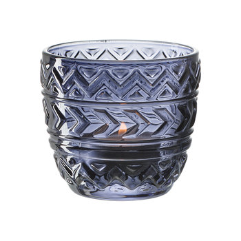 Etno Tealight Holder - Blue