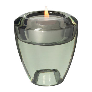 Flick Flack Tealight Holder - Green