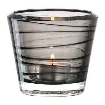 Vario Tealight Holder - Basalto