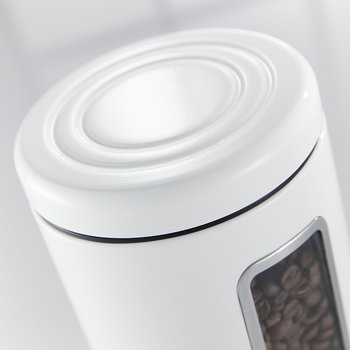 Classic Line Canister with Window - 2L - White