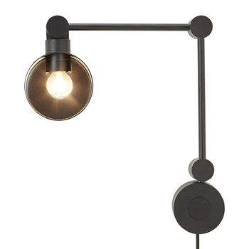 Boom Wall Lamp - Black